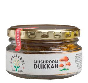 Mushroom Dukkah